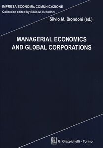 Libro Managerial economics and global corporations