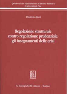 Squillogame.it Regolazione strutturale contro regolazione prudenziale: gli insegnamenti delle crisi Image