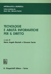 Tecnologie e abilita informatiche per il diritto