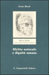 Diritto naturale e dignità umana