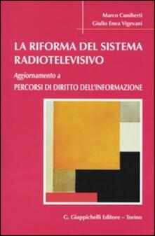 Voluntariadobaleares2014.es La riforma del sistema radiotelevisivo. Aggiornamento a percorsi di diritto dell'informazione Image