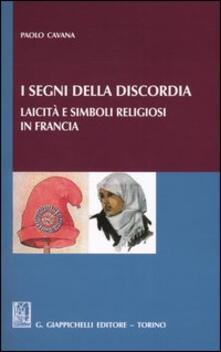Letterarioprimopiano.it I segni della discordia. Laicità e simboli religiosi in Francia Image