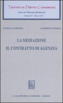 Trattato di diritto commerciale. Sez. II. Vol. 3/9: La mediazione. Il contratto di agenzia..pdf