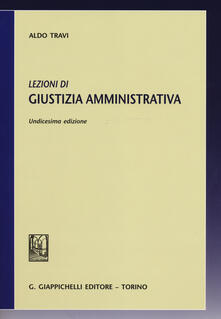 Birrafraitrulli.it Lezioni di giustizia amministrativa Image