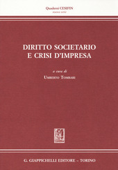 Diritto societario e crisi d'impresa