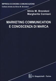 Marketing communication e conoscenza di marca.pdf