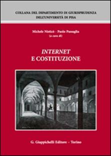 Internet e Costituzione. Atti del Convegno (Pisa, 21-22 novembre 2013).pdf