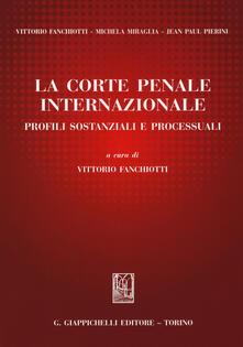 Rallydeicolliscaligeri.it La Corte penale internazionale. Profili sostanziali e processuali Image