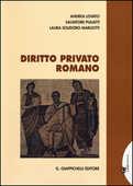 Libro Diritto privato romano Andrea Lovato Salvatore Puliatti Laura Solidoro Maruotti