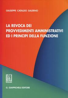 Grandtoureventi.it La revoca dei provvedimenti amministrativi ed i principi della funzione Image