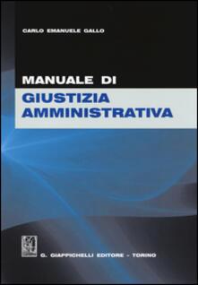 3tsportingclub.it Manuale di giustizia amministrativa Image