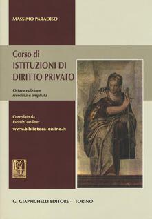Corso di istituzioni di diritto privato. Corredato da esercizi on-line.pdf
