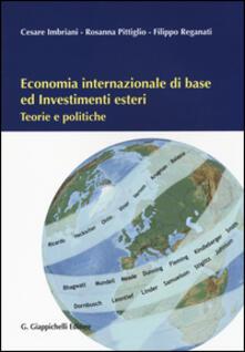 Amatigota.it Economia internazionale di base ed investimenti esteri. Teorie e politiche Image