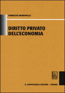 Filippodegasperi.it Diritto privato dell'economia Image