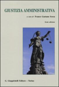 Giustizia amministrativa - copertina