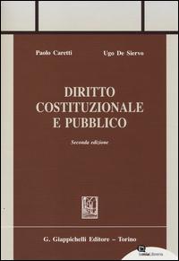 Diritto costituzionale e pu...