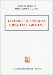 Grandtoureventi.it Gestione dell'impresa e reati fallimentari Image