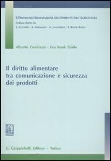 Il diritto alimentare tra comunicazione e sicurezza dei prodotti.pdf