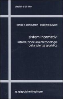 Voluntariadobaleares2014.es Sistemi normativi. Introduzione alla metodologia della scienza giuridica Image