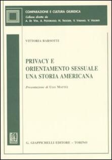 Promoartpalermo.it Privacy e orientamento sessuale. Una storia americana Image