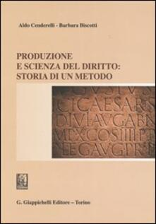 Produzione e scienza del diritto: storia di un metodo.pdf