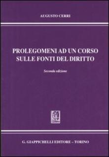 Osteriacasadimare.it Prolegomeni ad un corso sulle fonti del diritto Image