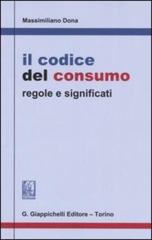 Squillogame.it Il codice del consumo. Regole e significati Image