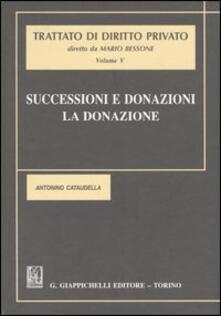 Filippodegasperi.it Trattato di diritto privato. Vol. 5: Successioni e donazioni. La donazione. Image