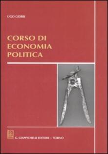 Criticalwinenotav.it Corso di economia politica Image