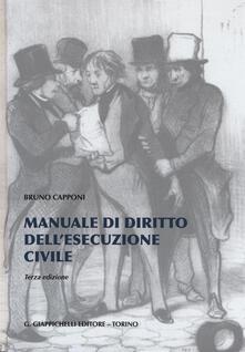 Writersfactory.it Manuale di diritto dell'esecuzione civile Image