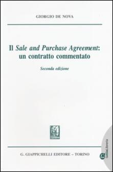 Winniearcher.com Il «sale and purchase agreement»: un contratto commentato Image