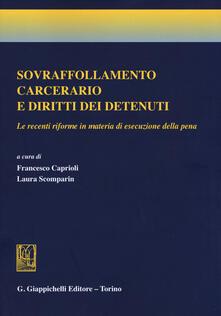 Antondemarirreguera.es Sovraffollamento carcerario e diritti dei detenuti. Le recenti riforme in materia di esecuzione della pena Image