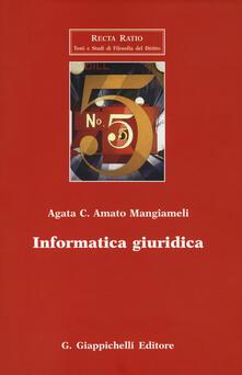 Ipabsantonioabatetrino.it Informatica giuridica. Appunti e materiali ad uso di lezioni Image