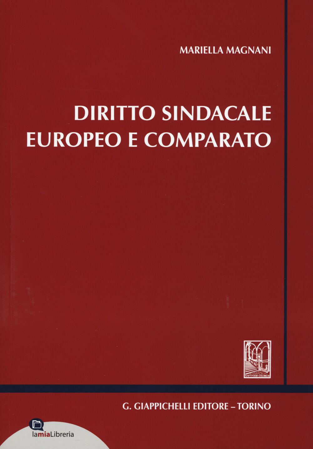Diritto sindacale europeo e comparato