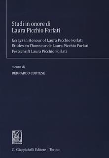 Ascotcamogli.it Studi in onore di Laura Picchio Forlati. Ediz. italiana, inglese, francese e tedesca Image