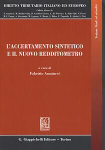 Libro L' accertamento sintetico e il nuovo redditometro