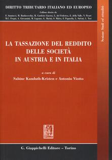 Festivalpatudocanario.es La tassazione del reddito delle società in Austria e in Italia Image