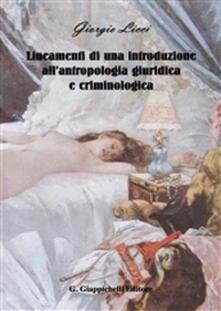 Voluntariadobaleares2014.es Lineamenti di una introduzione all'antropologia giuridica e criminologica Image
