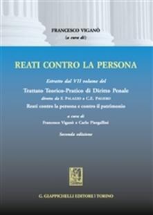 Trattato teorico-pratico di diritto penale. Vol. 7: Reati contro la persona..pdf