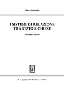 I sistemi di relazione tra stato e chiese.pdf