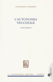 Promoartpalermo.it L' autonomia negoziale Image
