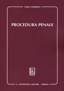 Equilibrifestival.it Procedura penale Image