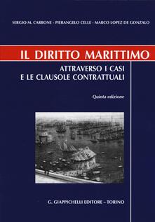 Listadelpopolo.it Il diritto marittimo. Attraverso i casi e le clausole contrattuali Image