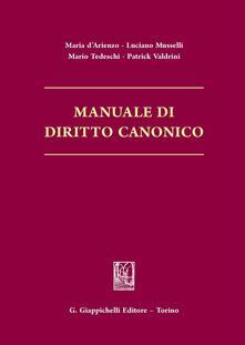 Manuale di diritto canonico.pdf