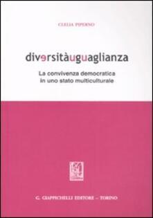 Promoartpalermo.it Diversitàuguaglianza. La convivenza democratica in uno stato multiculturale Image