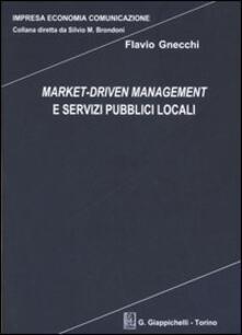 Camfeed.it Market-driven management e servizi pubblici locali Image