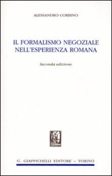 Il formalismo negoziale nellesperienza romana.pdf