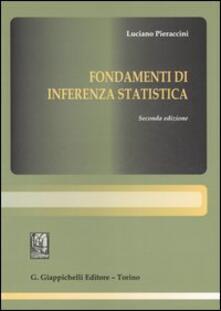 Lpgcsostenible.es Fondamenti di inferenza statistica Image