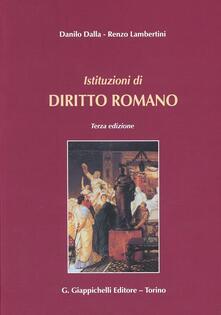 Aboutschuster.de Istituzioni di diritto romano Image