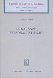 Winniearcher.com Trattato di diritto commerciale. Sez. II. Vol. 3\10: Le garanzie personali atipiche. Image